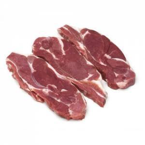 Fresh Mutton Leg Piece Ahmadabad